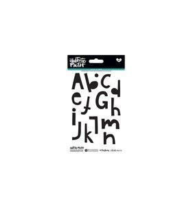 Sellos IF Basics Homespun Alphabet
