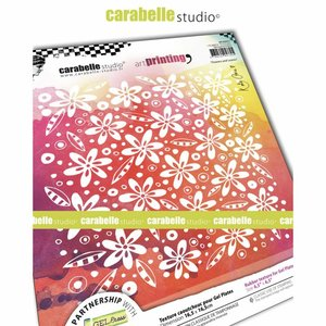Carabelle Art Printing Flowers and leaves