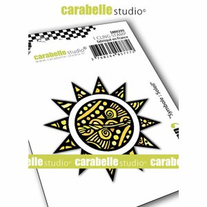 Sello Carabelle tipo Cling Mini Sun