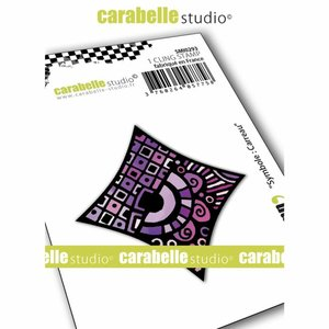 Sello Carabelle tipo Cling Mini Tile