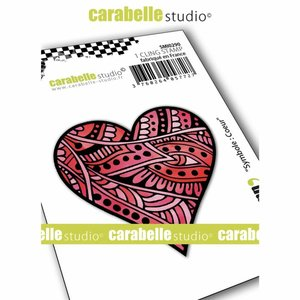 Sello Carabelle tipo Cling Mini Heart