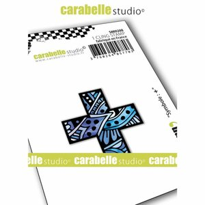 Sello Carabelle tipo Cling Mini Sign +