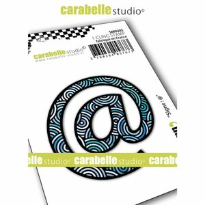 Sello Carabelle tipo Cling Mini Sign @