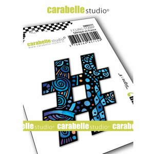 Sello Carabelle tipo Cling Mini Sign #