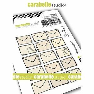 Sello Carabelle tipo Cling Mini Envelopes