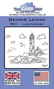 Sellos The Card Hut Lighthouse