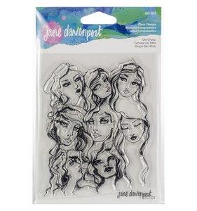 Jane Davenport Artomology Sellos Girl Group