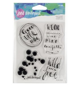 Jane Davenport Artomology Sellos Mad Confetti