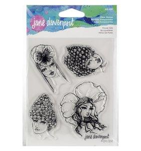 Jane Davenport Artomology Sellos Flower Girls