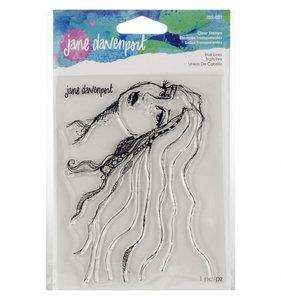 Jane Davenport Artomology Sellos Hair Lines