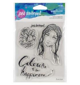 Jane Davenport Artomology Sellos Color Is Happiness