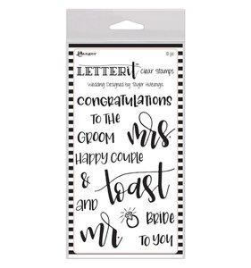 Sellos Letter It Wedding