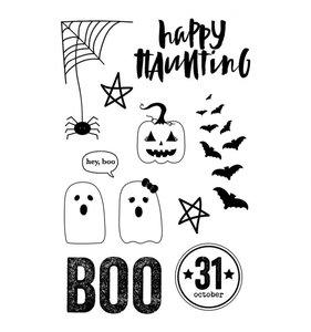 Sellos Boo Happy Haunting