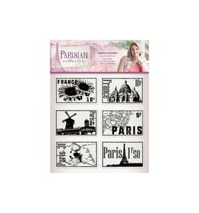 Sellos Parisian Collection French Stamps