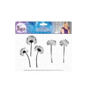Sellos y troqueles Enchanted Forest Dandelion