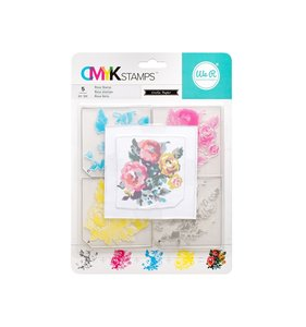 Sello Flower CMYK WRMK