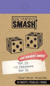 Smash Pad Morado Top 10