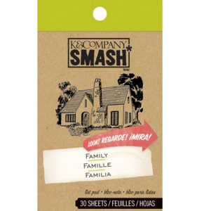 Smash Pad Verde Family