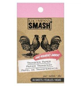 Smash Pad Rosa Bebé Transfer