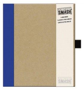 Smash Binder Azul