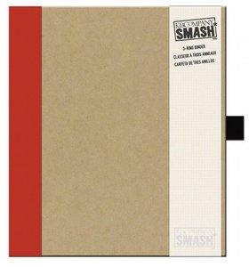Smash Binder Rojo