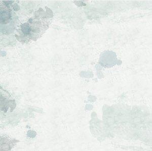 Textura encuadernación Alas de Hada Acuarela Azul