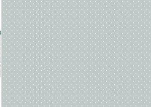 Tela Puntos Un Poblado Mágico de El Altillo de los Duendes 70 x 40 cm