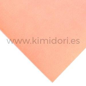 Ecopiel para encuadernar 30x50 cm lisa Rosa Antiguo