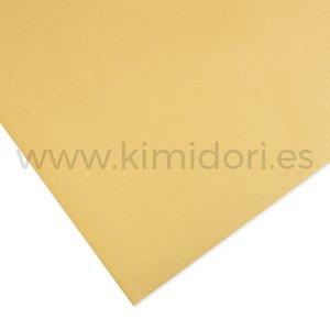 Tela para encuadernar PFY Premium 142x50 cm Metallic Gold