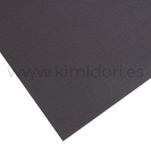 Tela para encuadernar PFY Premium 47x50 cm Smokey Grey