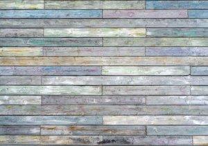 Tela de encuadernar decorada 70x50 cm Rustic Woods