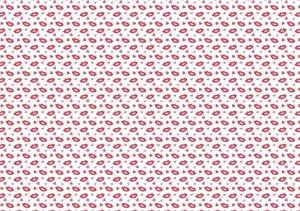 Tela de encuadernar decorada 70x50 cm Love is all Around