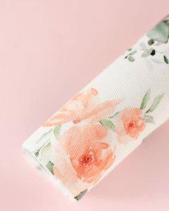 Tela DIY Flores Celebración de Johanna Rivero
