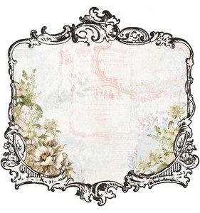 Papel especial troquelado Garden Frame