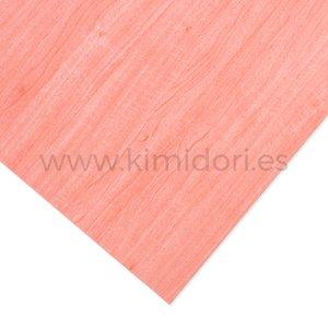 Ecopiel Kimidori Colors 35x25 cm Wood Pink