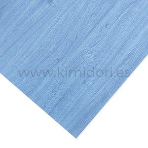 Ecopiel Kimidori Colors 35x25 cm Wood Blue