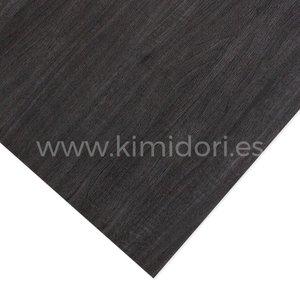 Ecopiel Kimidori Colors 35x25 cm Wood Black