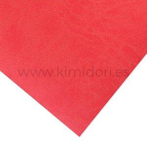 Ecopiel Kimidori Colors 35x25 cm Classic Crimson Red