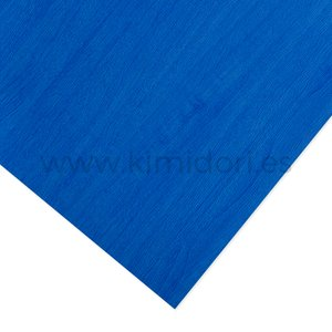 Ecopiel Kimidori Colors 35x50 cm Wood Electric Blue