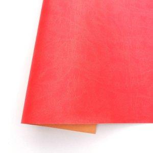 Ecopiel para encuadernar Kora Projects Rojo Lava