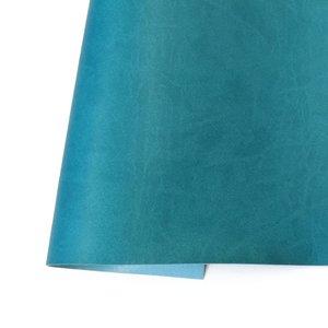 Ecopiel para encuadernar Kora Projects Azul Turquesa