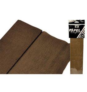 Papel Crespón Siena 50cmx2m