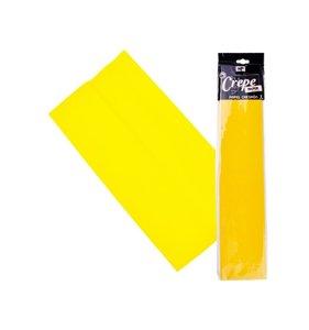 Papel Crespón Amarillo claro 50cmx2m