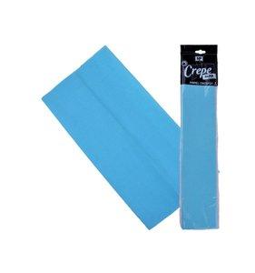 Papel Crespón Azul 50cmx2m