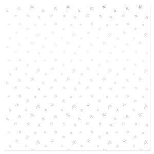 "Vellum 12""x12"" Muérdago de Mintopía Estrellas"