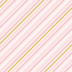Falso cuero impreso 35 cm x 50 cm Muérdago de Mintopía Rayas