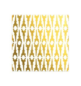 Eiffel Gold Metallic