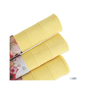 Papel crepe yellow