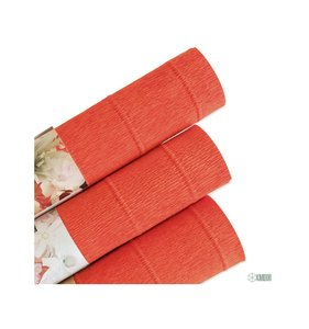 Papel crepe orange