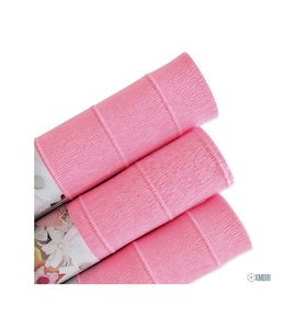 Papel crepe ins pink